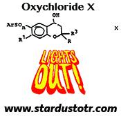 Oxychloride X